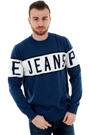 Pepe Jeans Jersey PM701856 DOWNING - 565 BLUEING para hombre