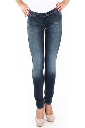 Wrangler Jeans Spodnie Corynn W25FU453J para mujer