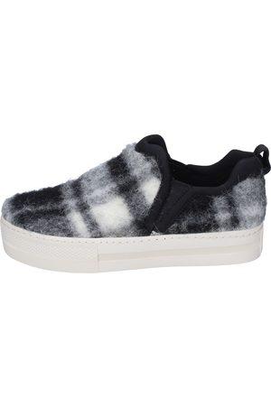 Ash Zapatos slip on textil para mujer