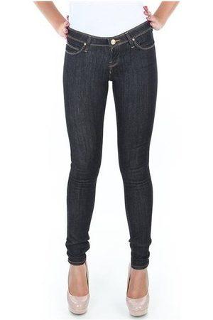 Lee Jeans Spodnie Toxey Rinse Deluxe L527SV45 para mujer