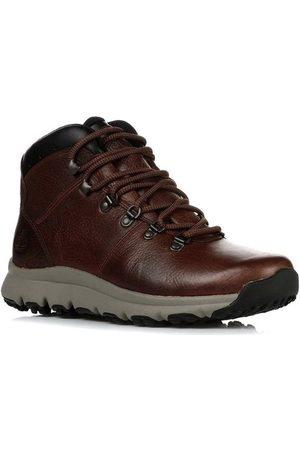 Timberland Zapatillas de senderismo World Hiker Mid para hombre