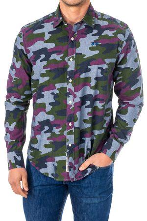 La Martina Camisa manga larga Camisa M/Larga para hombre