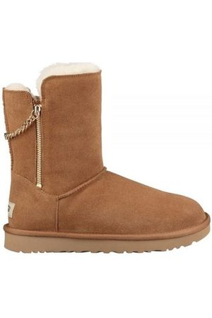 UGG Descansos CLASSIC SHORT SPARKLE ZIP para mujer