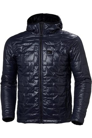 Helly Hansen Abrigo de plumas Lifaloft Hooded Insulator Jacket para hombre