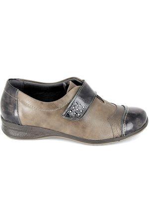 Boissy Zapatos Mujer Derby 7510 Noir para mujer
