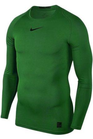 Nike Hombre Manga larga - Camiseta manga larga Pro Top Compression para hombre