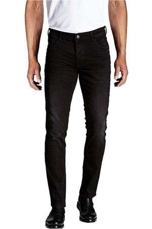 Solid Pantalones slim-joe 2 Black117 STR para hombre