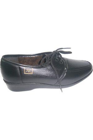 Doctor Cutillas Zapatos Mujer Zapato cómodo de cordones para mujer