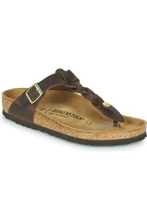Birkenstock Chanclas GIZEH LEATHER para mujer