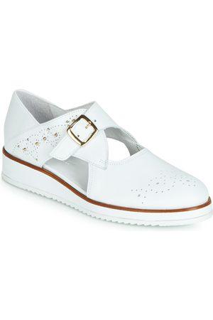 Regard Zapatos Mujer RIXALO V1 NAPPA BLANC para mujer