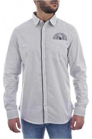 Kaporal 5 Camisa manga larga Camisas CLEO para hombre