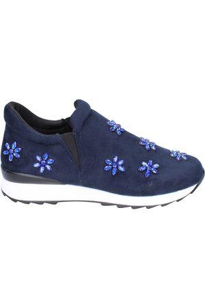 Holalà Zapatos slip on gamuza sintética para niña