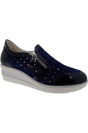 Melluso Zapatos de tacón MWR20166bl para mujer