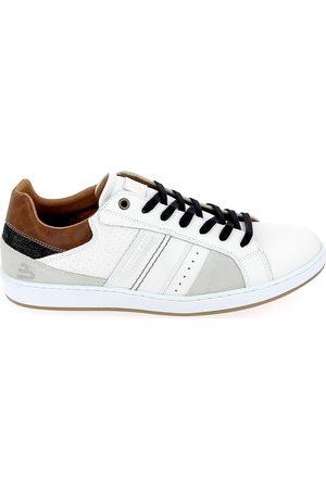 Bullboxer Zapatillas Sneaker HSU00 Blanc para mujer