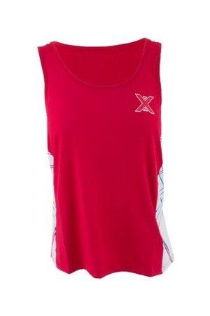 NOX Camiseta tirantes CAMISETA SWAN ROJA para mujer