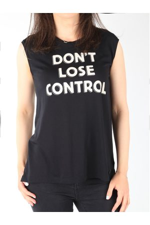 Lee Camiseta tirantes T-shirt Muscle Tank Black L42CPB01 para mujer