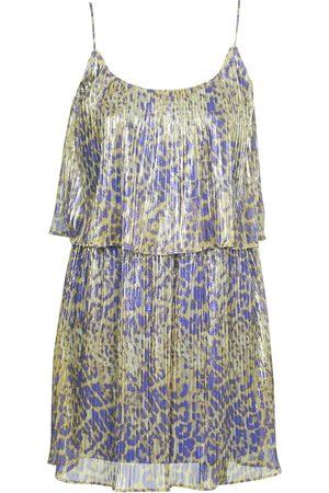 Guess Vestido LIQUID LEOPARD DRESS para mujer