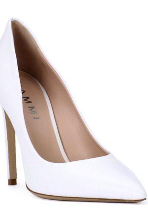 Priv Lab Zapatos de tacón BIANCO NAPPA para mujer