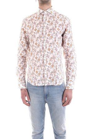 YES ZEE BY ESSENZA Camisa manga larga C507-UE00 para hombre