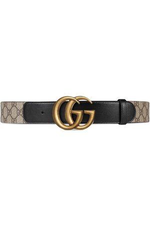 Gucci Mujer Cinturones - Cinturón con hebilla GG Supreme