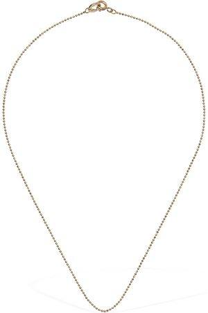 LIL | Mujer 35cm 18kt Gold Nude Choker Unique