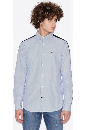 EAX Camisa manga larga CAMISA para hombre