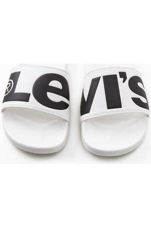 Levis Strauss Chanclas CHANCLA LEVIS JUNE L WHITE para hombre