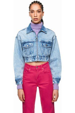 Pepe Jeans Cazadora vaquera CHAQUETA ROGUE para mujer