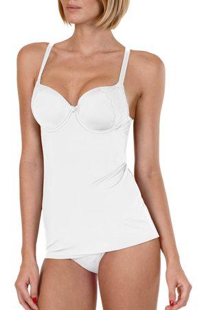 Lisca Camiseta interior Evelyn preforma la camisola superior para mujer