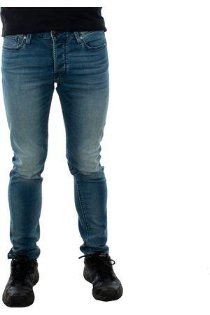 Jack & Jones Pantalón pitillo 12150576 JJIGLENN JJICON CR 118 IK BLUE DENIM para hombre
