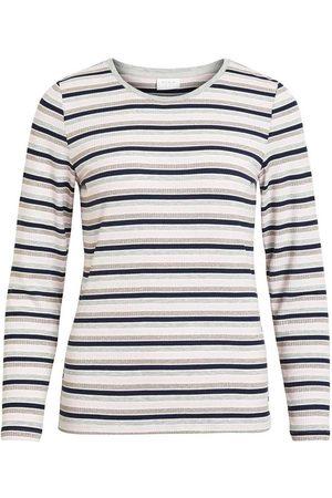 Vila Camiseta manga larga VIMULTICA para mujer