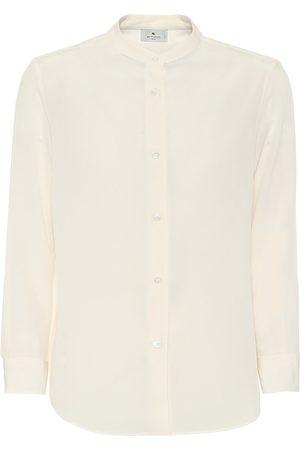 Etro Blusa de seda