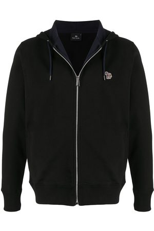 Paul Smith Sudadera con parche de cebra
