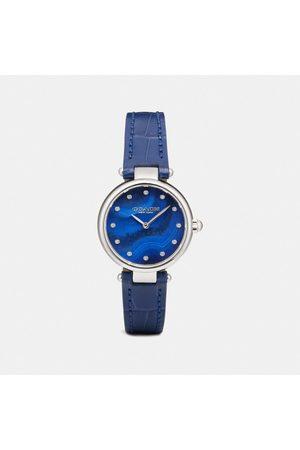 Coach Reloj Park, 26 mm in Blue - Size WMN