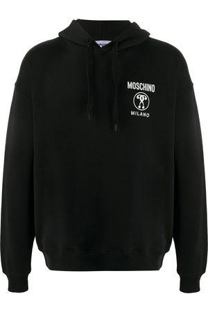 Moschino Sudadera con capucha y logo