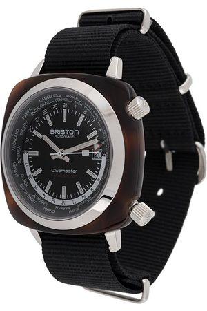 Briston Reloj Clubmaster GMT Traveler de 42 mm