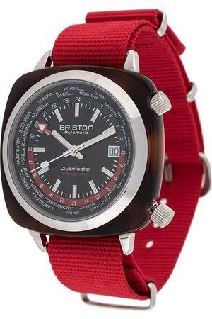 Briston Reloj Clubmaster World Time de 42 mm