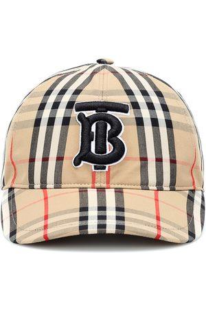 Burberry Gorra de béisbol TB Vintage Check
