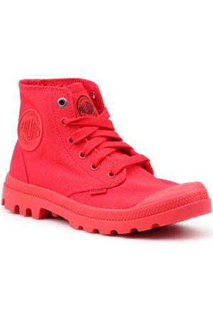 Palladium Manufacture Zapatillas altas Mono Chrome 73089-600-M para mujer