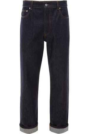 J.W.Anderson TURN UP BOXY FIT JEANS
