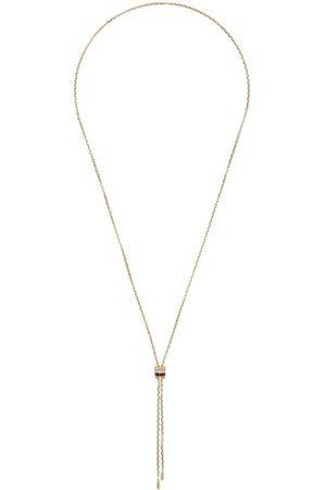 Boucheron Mujer Collares - Collar Quatre en oro amarillo, blanco y rosa de 18kt con diamante
