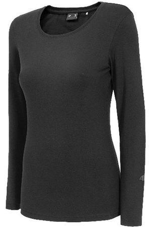 4F Camiseta manga larga TSDL001 para mujer