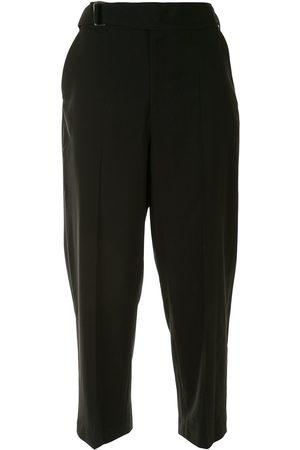 YOHJI YAMAMOTO Pantalones de vestir estilo capri
