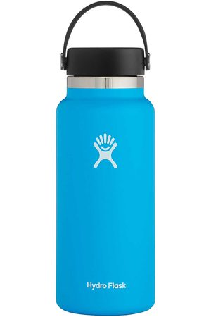 Hydro Flask 32 Oz Wide Mouth 2.0 Flex Cap Bottle azul