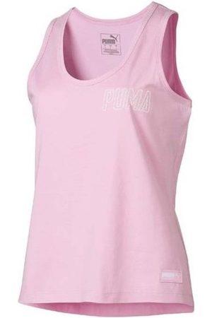 Puma Mujer Sin mangas - Camiseta tirantes Athletics Tank para mujer