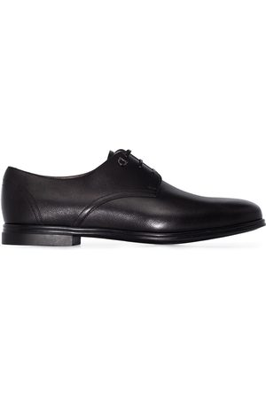 Salvatore Ferragamo Zapatos Spencer con cordones