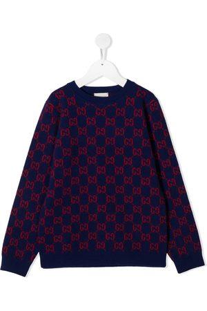 Gucci GG intarsia jumper