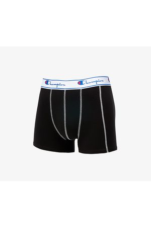 Champion 3-Pack Boxers Black