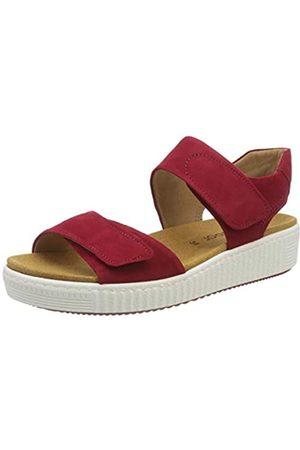 Gabor Shoes Gabor Jollys, Sandalia con Pulsera para Mujer, (Rubin 15)