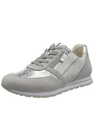 Gabor Shoes Comfort Basic, Zapatillas para Mujer, (Artic/Lt Grey/Silver 40)